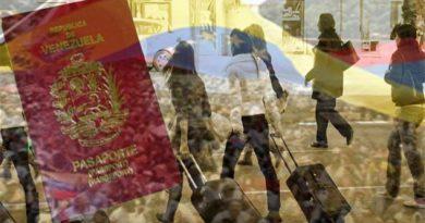 Las cifras del adiós la migración venezolana se dispara en todo el continente