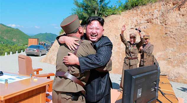 Las pruebas de Corea del Norte con misiles en 4 gráficos