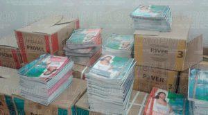 Libros Texto Distribuiran 155 mil