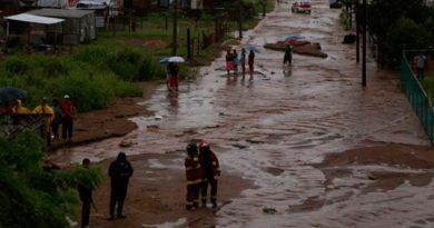 Lluvias Veracruz