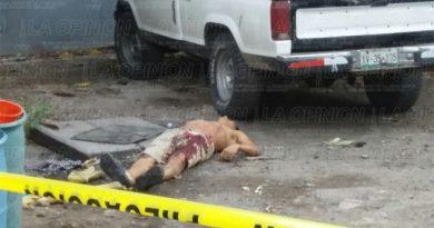 Lo ejecutan afuera de su casa, en Morelos