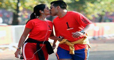 Los 11 beneficios de compartir tu vida con una persona deportista