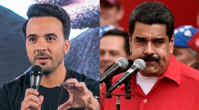 Luis Fonsi Nicolas Maduro Despacito