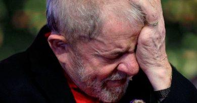 Lula Da Silva Condenado