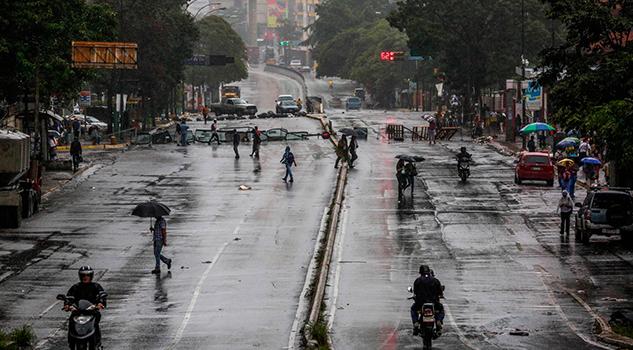 Maduro Atrinchera