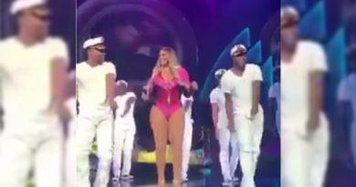 Mariah Carey Bulto