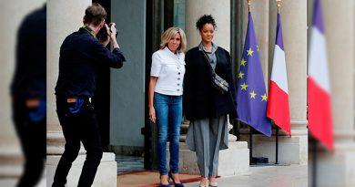 Matrimonio Macron Rihanna