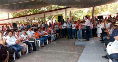 Miguel Ángel Yunes Inversión Rehabilitación Hospital Civil