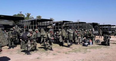 Militares Mazatlan
