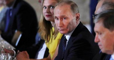 Moscú ordena reducir el número de diplomáticos de Estados Unidos en Rusia