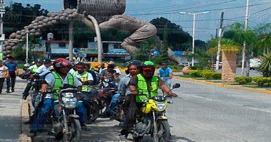 Motociclistas demandan mejor trato por parte de Tránsito Estatal