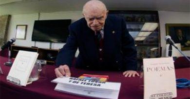 Murió el filósofo y poeta Ramón Xirau Subías