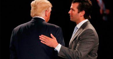 NYT el correo a Trump Jr. mencionó el esfuerzo de Rusia para ayudar a la campaña de Trump