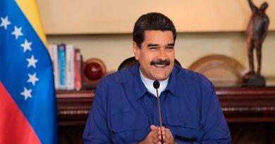 Nicolas Maduro Congresistas Colombia Chile