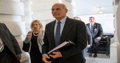 Peña Nieto y John Kelly mantienen reunión en Los Pinos