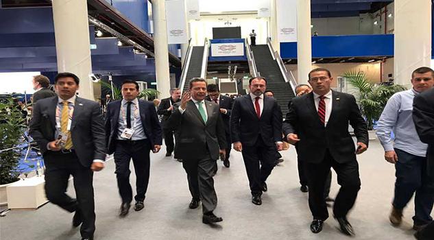 Peña Nieto y Trump no trataron el tema del muro