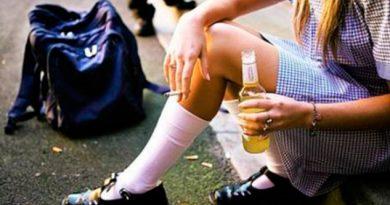 Permea Alcoholismo Infantil