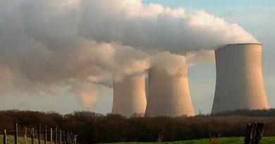 Plantas Nucleares Francia