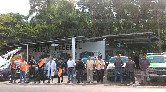 Policía Federal puso en marcha el Operativo Verano 2017