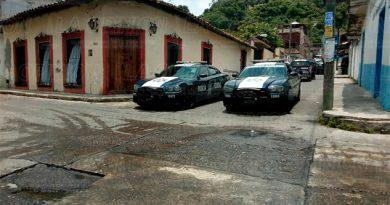 Policía Federal realiza operativo