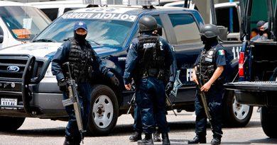 Policía Federal Detienen Pacholin