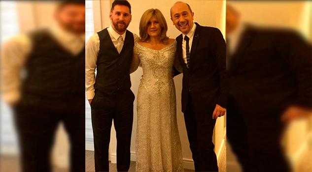 Por qué ahora todos están criticando a la mamá de Messi tras la boda