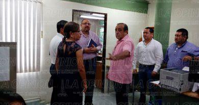 Poza Rica Reunión de Alcaldes