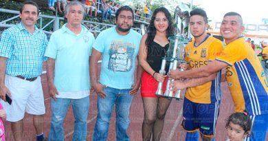 Poza Rica Futbol Capsa Campeón