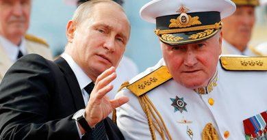 Presidente Rusia Putin