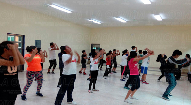 Primer Workshop de Baile All Style1