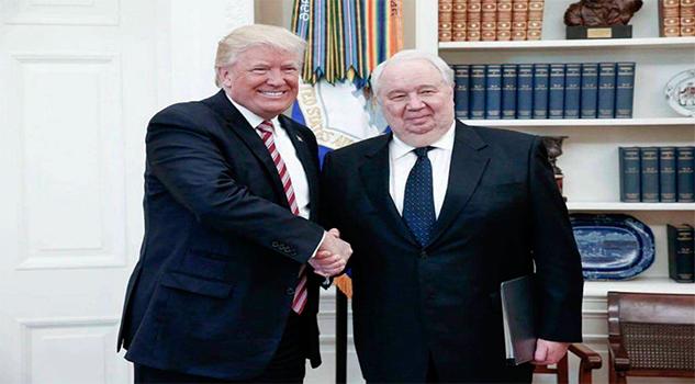 Putin cambia a su embajador en Washington, figura clave de la trama rusa
