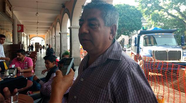 Reclamo por adeudo de 122 mil pesos en la reconstrucción de la avenida Enríquez
