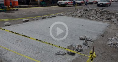 Rehabilitación Calles Centro Ciudad