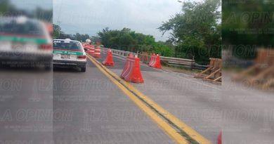Reparan Puente Desquician Tráfico