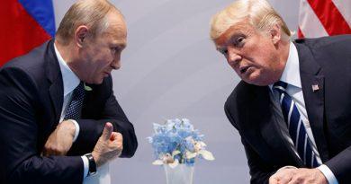 Reunión Trump Putin