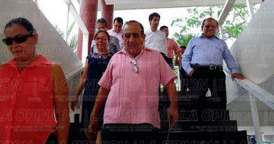 Reunión Javier Velázquez Sergio Quiroz