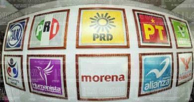 Sancionará IVAI a partidos políticos