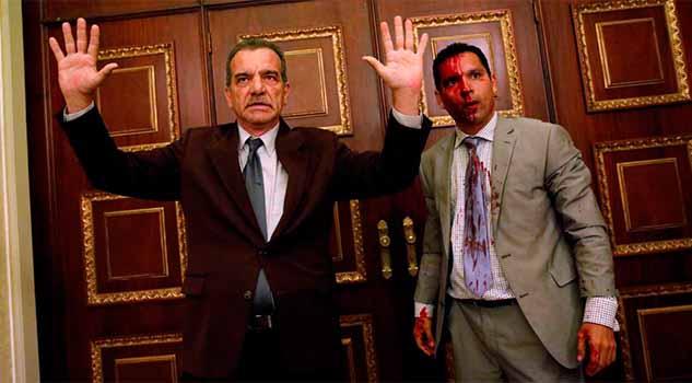 Seguidores de Maduro irrumpen en el Parlamento y hieren a diputados