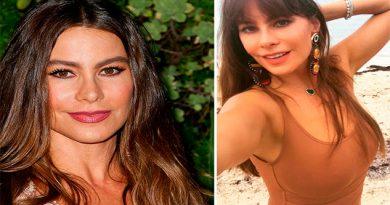 Sofía Vergara es criticada por supuestas cirugías en su rostro, así respondió