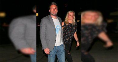 Spotted! Ben Affleck y su nueva novia tomados de la mano en Santa Mónica