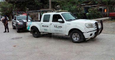 Taxista pozarricense fue atracado en Tuxpan