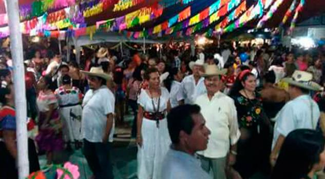 Tepetzintla Festival Huapango