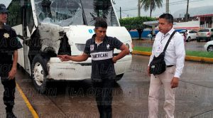 Tuxpan Accidente Lesionados