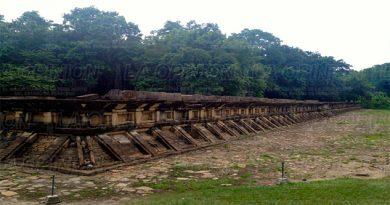 Urgen recursos para la rehabilitación de la Pirámide de lo Nichos