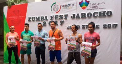 Zumba Fest 2017 Veracruz