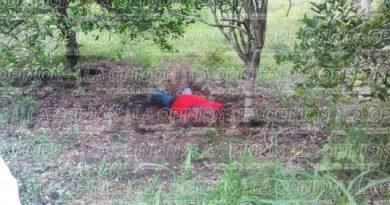 a persona encontrada muerta