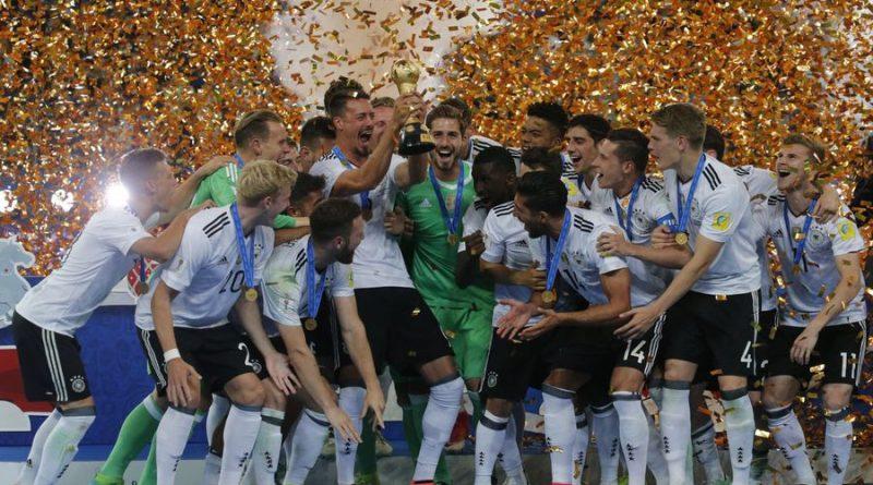 ¿por qué ganó alemania la copa confederaciones?