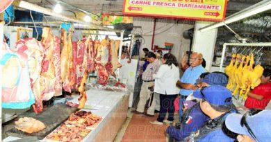 Detectan Carne Clandestina