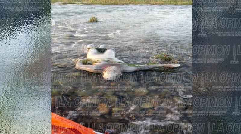 Lo encuentran ahogado en río Pantepec