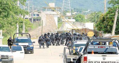rmueren reos penal acapulco